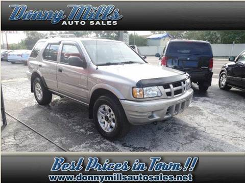 2004 Isuzu Rodeo for sale in Largo, FL
