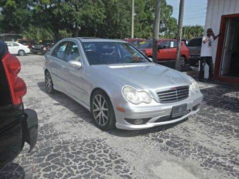 2007 Mercedes-Benz C-Class for sale in Largo, FL