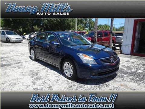 2009 Nissan Altima for sale in Largo, FL