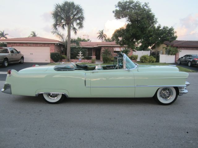 1955 cadillac series 62 convertible in fort lauderdale. Black Bedroom Furniture Sets. Home Design Ideas