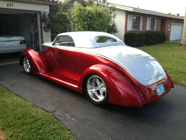 1937 Ford Roadster for Sale