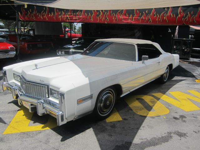 1976 cadillac eldorado for sale in ft lauderdale fl for Used car motor mall gr