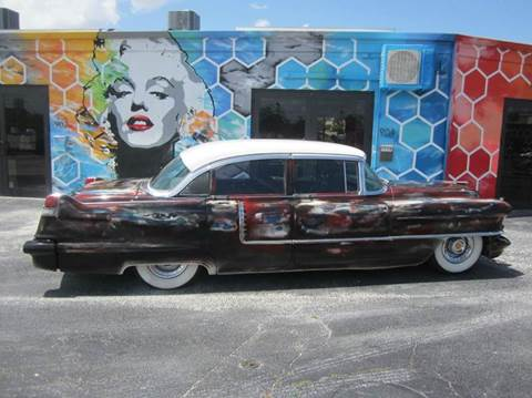 1956 Cadillac Series 62 for sale in Ft Lauderdale, FL
