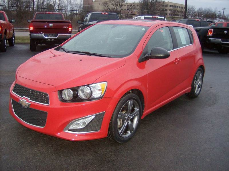 Mann Chrysler Maysville Ky >> 2014 Chevrolet Sonic RS Auto 4dr Hatchback In Maysville KY - Mann ChryslerDodge Jeep of Maysville