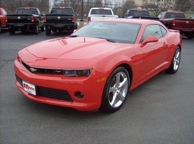 Used 2014 Chevrolet Camaro Lt In Maysville Ky At Mann