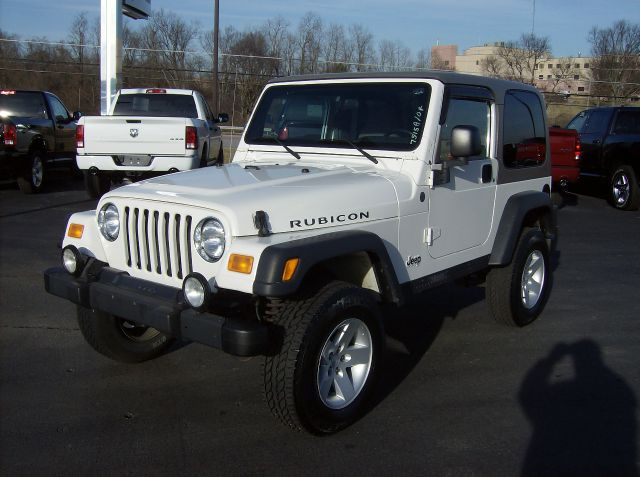 Used 2004 Jeep Wrangler Rubicon in Maysville KY at Mann ...