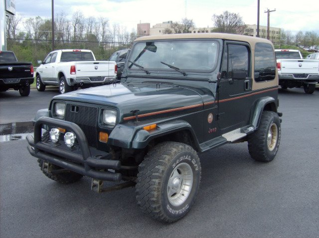 Used 1993 jeep wrangler for sale for Checkered flag motors everett wa