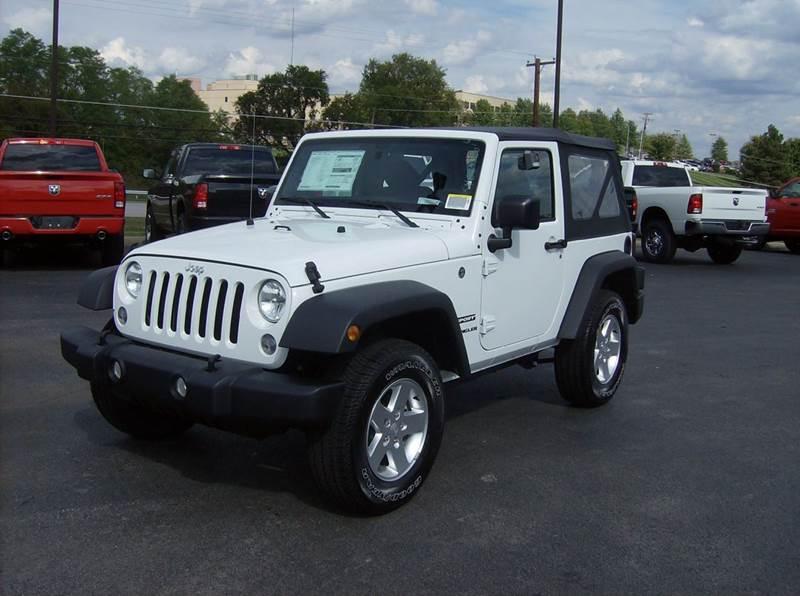 2016 Jeep Wrangler For Sale In Mobile Al Carsforsale Com