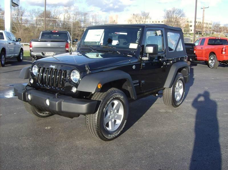 2016 Jeep Wrangler For Sale In Yulee Fl Carsforsale Com