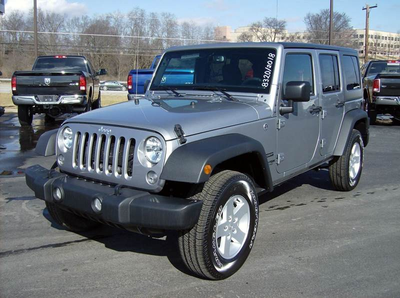 Jeep Wrangler For Sale In Maysville Ky Carsforsale Com