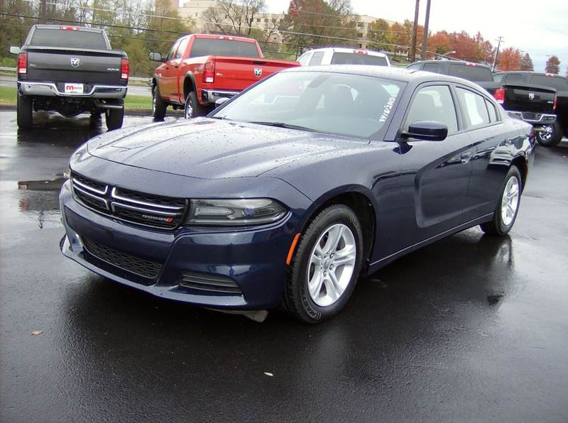 2015 Dodge Charger Se 4dr Sedan In Maysville Ky Mann Chryslerdodge