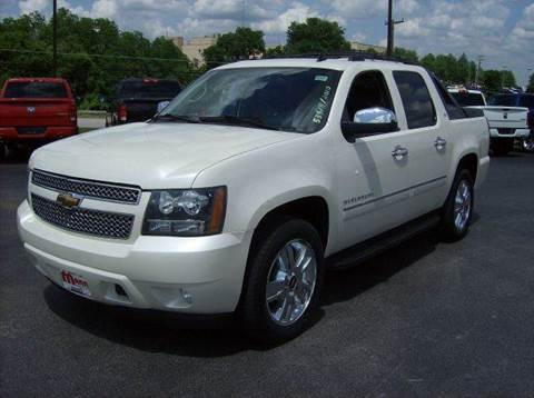2010 chevrolet avalanche for sale in kentucky. Black Bedroom Furniture Sets. Home Design Ideas