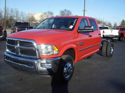 2018 RAM Ram Chassis 3500 for sale in Maysville, KY