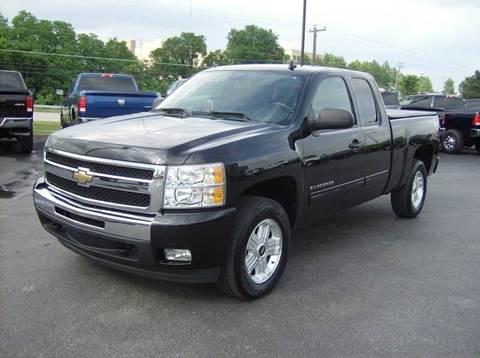 2011 Chevrolet Silverado 1500 For Sale Kentucky