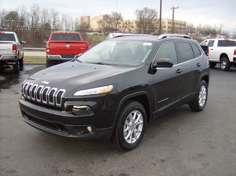 2016 Jeep Cherokee For Sale Maysville Ky Carsforsale Com
