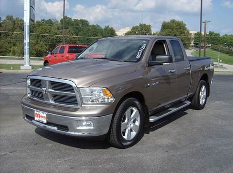 2010 Dodge Ram Pickup 1500 for sale in Maysville, KY