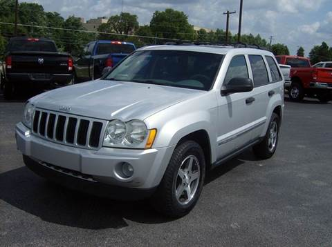 2005 Jeep Grand Cherokee for sale in Maysville, KY