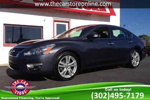 2013 Nissan Altima for sale in Salisbury, MD
