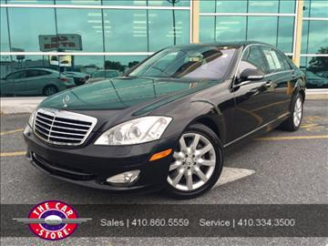 2007 Mercedes-Benz S-Class for sale in Salisbury, MD