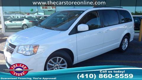 2014 Dodge Grand Caravan for sale in Salisbury, MD
