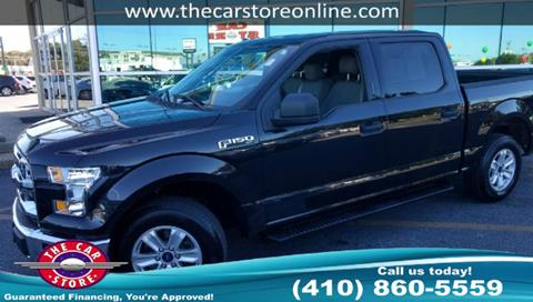 2015 Ford F-150 for sale in Salisbury, MD