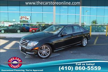 Used Mercedes Benz C Class For Sale Salisbury Md