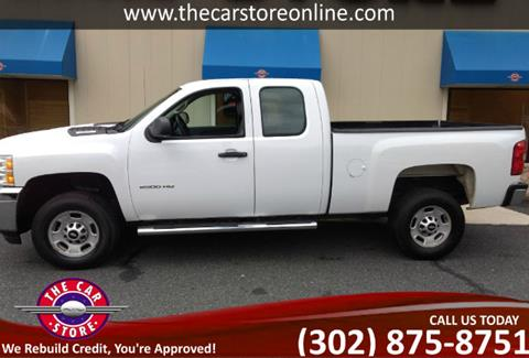 2013 Chevrolet Silverado 2500HD for sale in Salisbury, MD