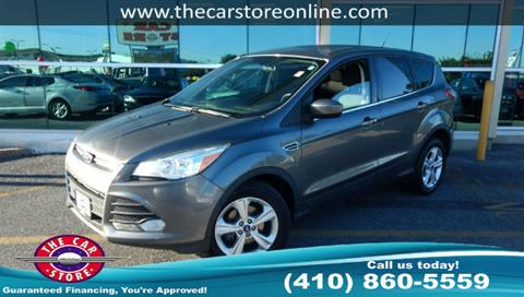2013 Ford Escape for sale in Salisbury, MD