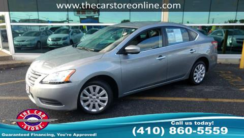 2014 Nissan Sentra for sale in Salisbury, MD