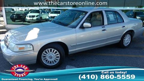 2007 Mercury Grand Marquis for sale in Salisbury, MD
