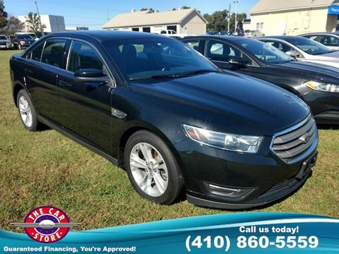 2015 Ford Taurus for sale in Salisbury, MD