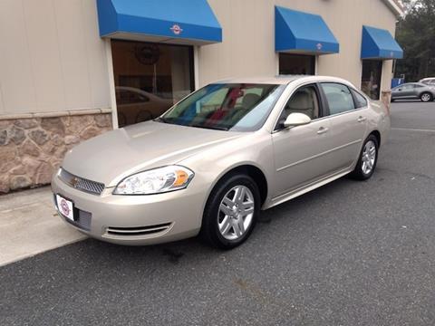 2012 Chevrolet Impala for sale in Salisbury, MD