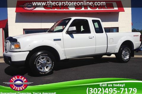 2010 Ford Ranger for sale in Salisbury, MD