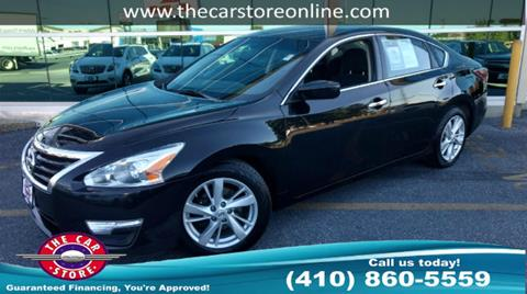 2014 Nissan Altima for sale in Salisbury, MD