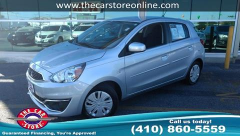 2017 Mitsubishi Mirage for sale in Salisbury, MD