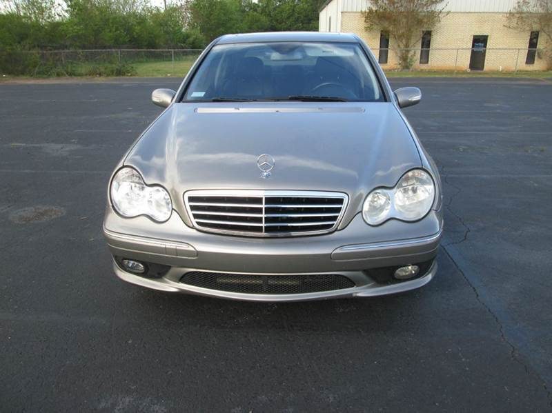 2007 mercedes benz c class c230 sport 4dr sedan in greer for Mercedes benz c230 sport 2007