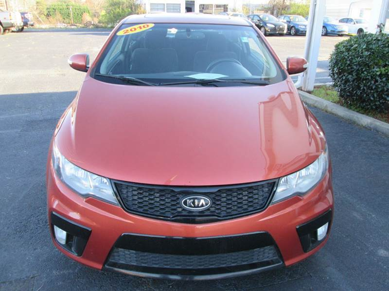 2010 kia forte koup sx 2dr coupe 5a in greer sc gsp auto sales inc. Black Bedroom Furniture Sets. Home Design Ideas