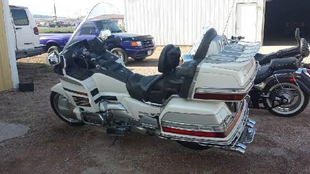 1990 Honda GL1500SE