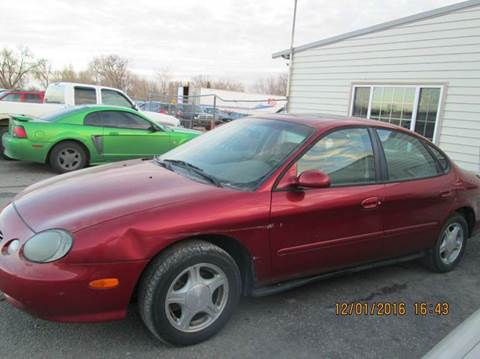 1999 Ford Taurus For Sale Carsforsale Com