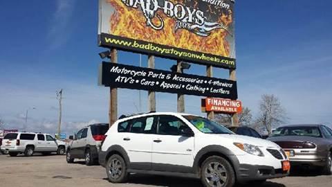 Pontiac for sale rapid city sd for Color vibe rapid city