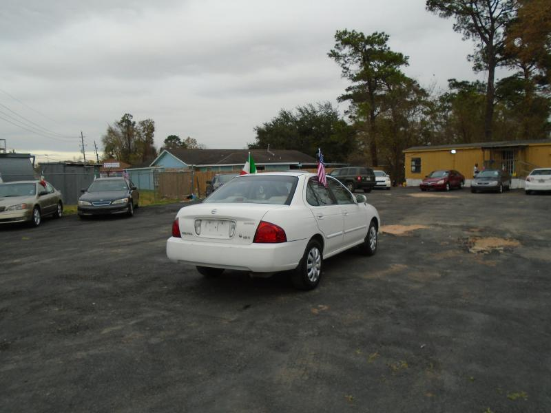 2004 Nissan Sentra 18 4dr Sedan In Houston Tx Rk Autos