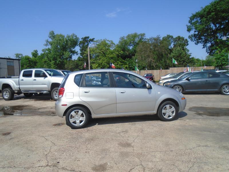 2008 Chevrolet Aveo Aveo5 Ls 4dr Hatchback In Houston Tx Rk Autos