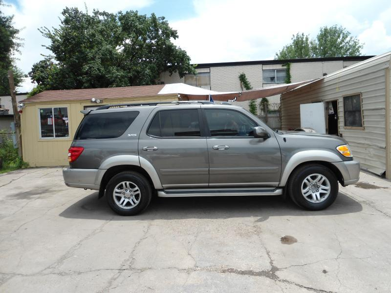 2003 toyota sequoia sr5 4dr suv in houston tx rk autos. Black Bedroom Furniture Sets. Home Design Ideas
