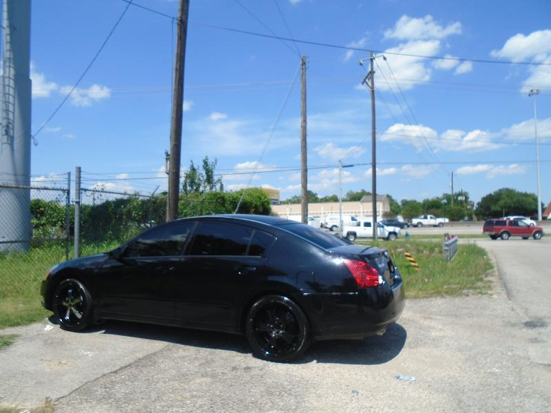 2006 Nissan Maxima SE   Houston TX