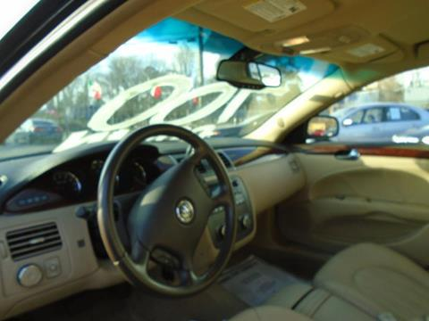 2008 Buick Lucerne for sale in Houston, TX