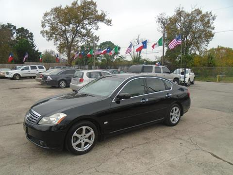 2007 Infiniti M35 for sale in Houston, TX