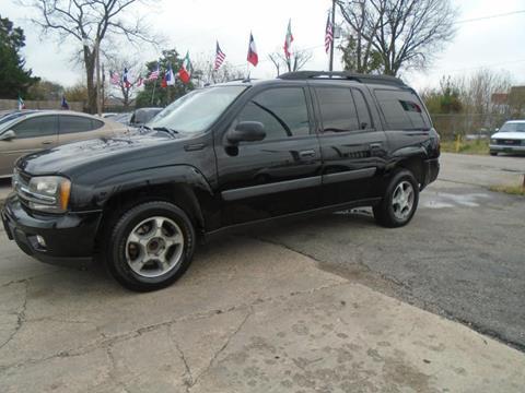 2005 Chevrolet TrailBlazer EXT for sale in Houston, TX