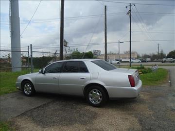2003 Cadillac Deville For Sale Carsforsale Com