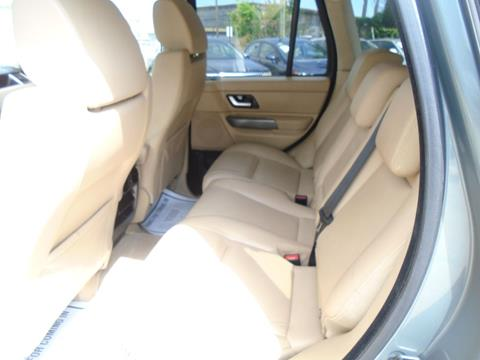 2007 Land Rover Range Rover Sport for sale in Houston, TX