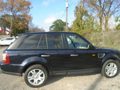 2006 Land Rover Range Rover For Sale in Houston TX
